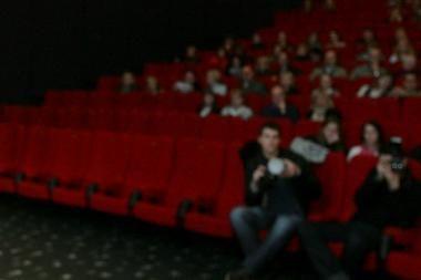"Kino teatre ""Pasaka"" - du nemokami filmai"