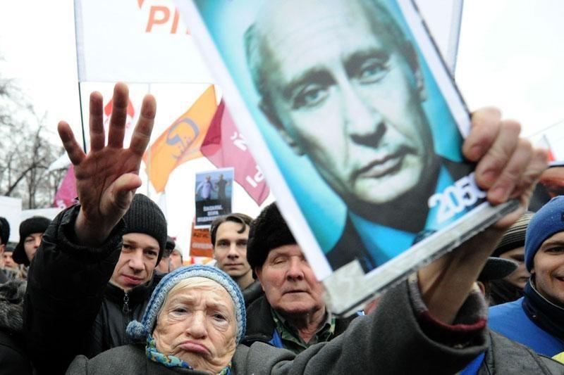V.Putinas siūlo atgaivinti darbo aristokratiją šalyje