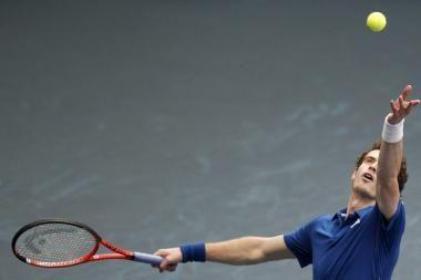 Favorito nesėkmė ATP World Tour serijos turnyre Ispanijoje