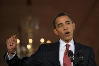 B.Obama apgailestauja, kad per mažai bendravo su JAV žmonėmis