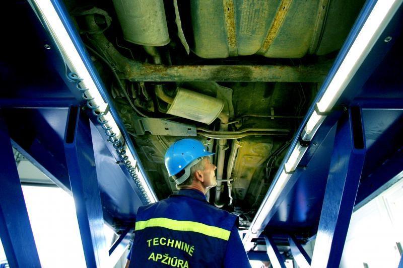 Brangsta automobilių techninė apžiūra