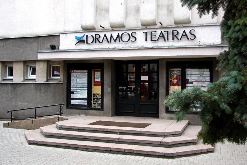 Šiaulių dramos teatras tikisi pasipildyti jaunais aktoriais