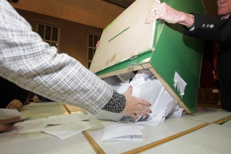 Rinkimų rezultatai Klaipėdoje: aiškumas trijose apygardose