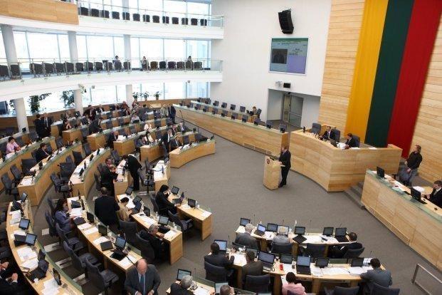 Seimas imasi svarstyti energetinės nepriklausomybės strategiją