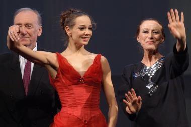 E.Špokaitės iššūkis – pirmasis baleto konkursas Lietuvoje