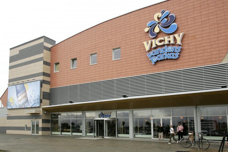 """Vartotojų teisių gynėjai tiria bylą dėl bakterijų """"Vichy"""" parke"""