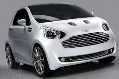 """""""Aston Martin Cygnet"""" – į gamybą"""