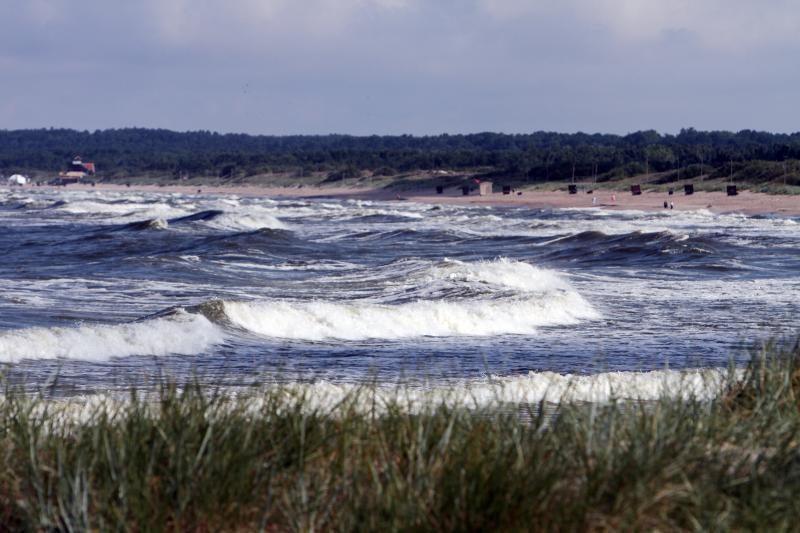 Audringa jūra pasiglemžė poilsiautojų gyvybes