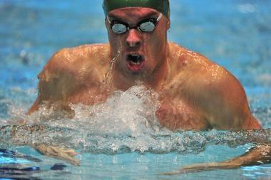 V.Janušaitis vėl pateko į Europos plaukimo čempionato finalą