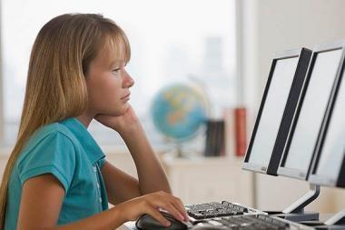 Didėja dėmesys vaikų saugumui internete