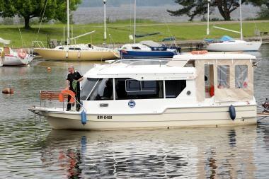 Iš Augustavo į Kauną – laivu