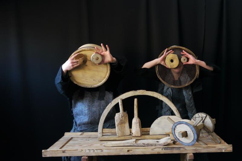 """""""Stalo teatro"""" vaidinimai – Farerų salų vaikams"""