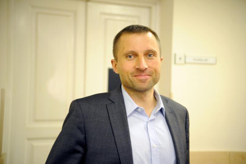 Buvęs FNTT vadovo pavaduotojas V. Giržadas tapo advokatu