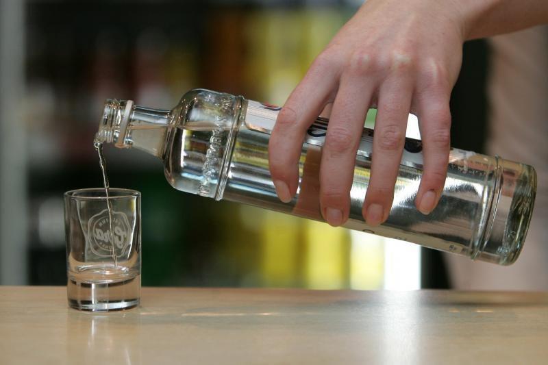 Kaukėto plėšiko grobis – 4 buteliai degtinės