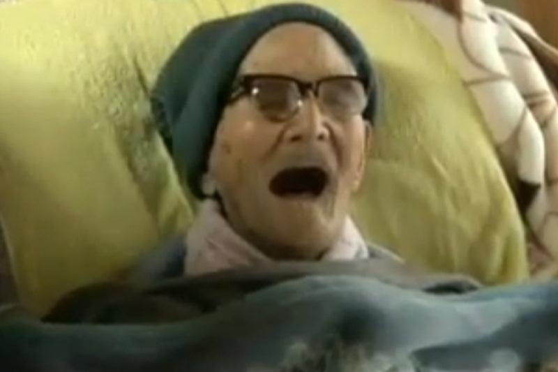 Seniausiam pasaulio žmogui sukako 116 metų