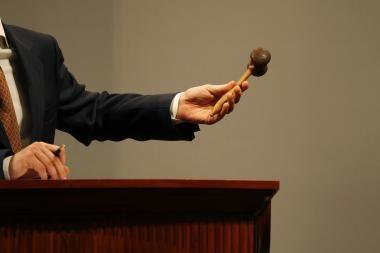 OREM rengs antrąjį nekilnojamojo turto aukcioną