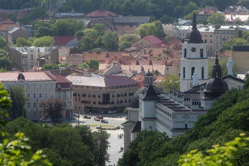 Jungtinės Karalystės turizmo asociacija pradėjo konferenciją Vilniuje