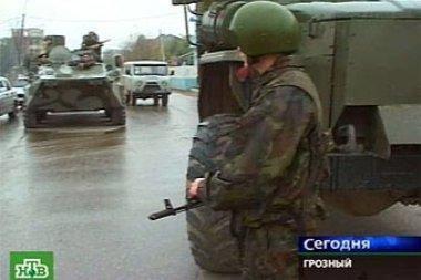 Grozne susisprogdino du kovotojai, žuvo keturi Čečėnijos parlamento darbuotojai (papildyta)