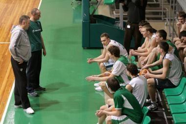 """Kauno """"Žalgirio"""" jaunimas iškopė į Vilagarsijos turnyro finalą"""