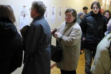 Seimo rinkimai  sostinėje: 20 kandidatų-10 vietų