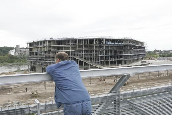 Ar Vyriausybė skirs 20 mln. litų aikštelei prie Žalgirio arenos įrengti?