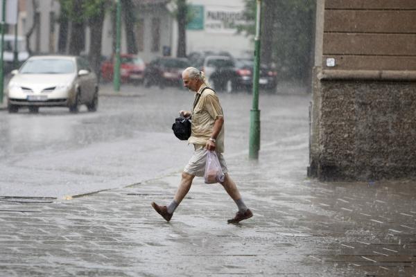 Rugpjūčio oras - nebūdingas lietuviškai vasarai