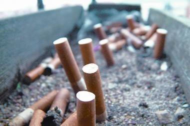 Elektroninės cigaretės: kenksmingos ar saugios?