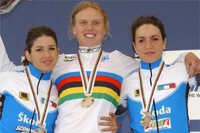 Lietuvos dviratininkė tapo Europos čempione