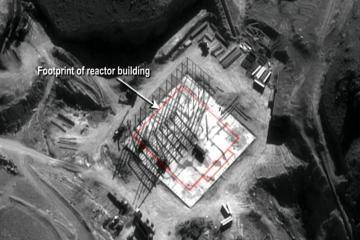 JT ekspertai tirs Sirijos branduolinę programą