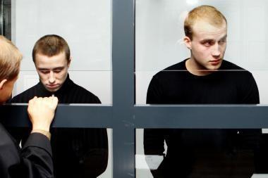 Kaune prasidėjo dviejų įtariamųjų žmogžudyste teismas