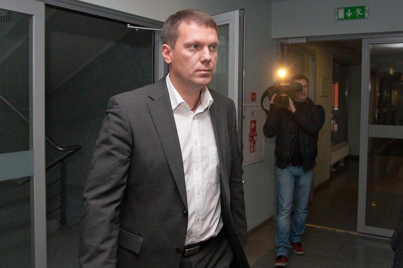 Prokuroras siūlo D.Šalugai skirti lygtinę laisvės atėmimo bausmę
