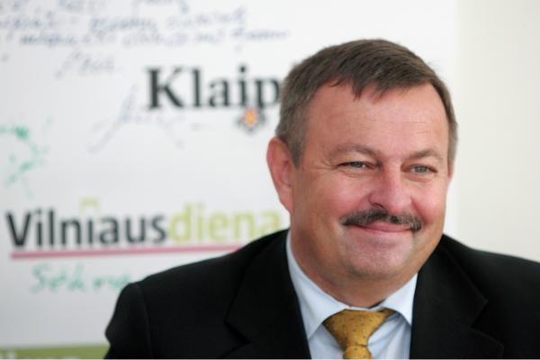 V.Navickas atsiėmė pažadą atsistatydinti iš Vilniaus mero posto (papildyta)