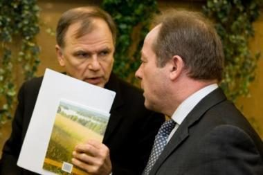 Vilniaus socialdemokratai nusigręžė nuo J.Imbraso (atnaujinta)