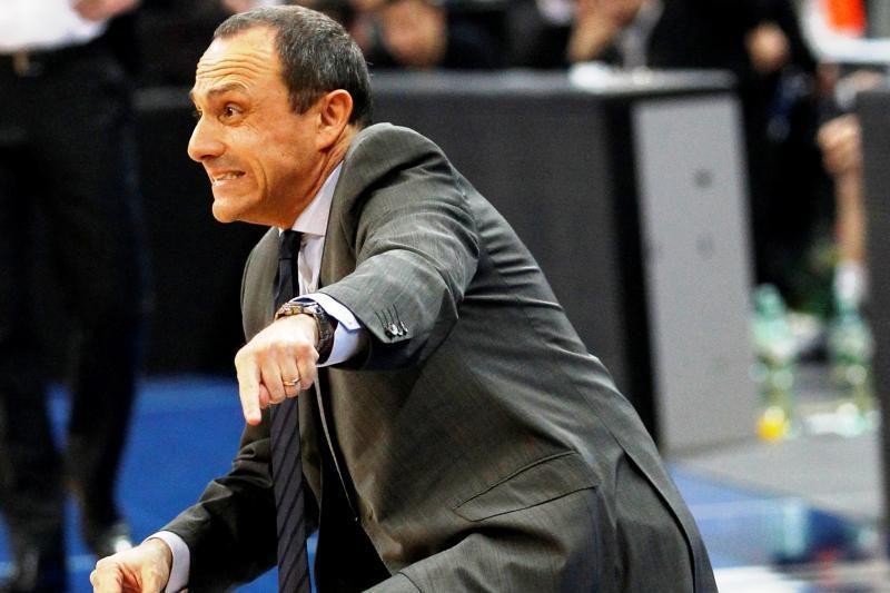 E.Messina: Europoje trenerių vaidmuo – kitoks nei NBA