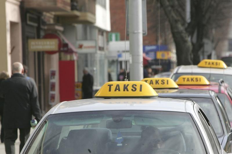 Raseinių  rajone   užpultas   taksistas