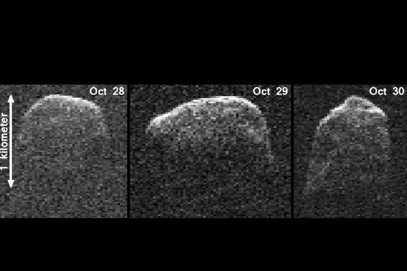 """2007 PA8 - milžiniškas, """"netoliese"""" praskriejęs asteroidas (foto)"""