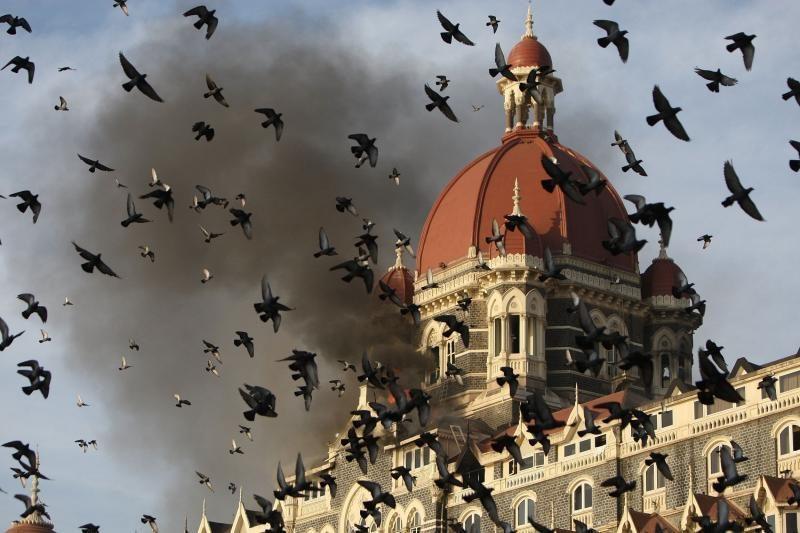 Indijoje dėl atakų Mumbajuje areštuotas svarbus įtariamasis