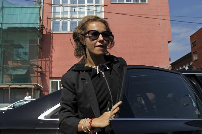 Neseniai ištekėjusi K. Sobčiak išvyko medaus kopinėti į Prancūziją