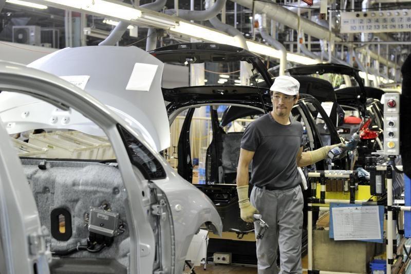 """""""Nissan"""" rengiasi statyti ketvirtą gamyklą Kinijoje"""