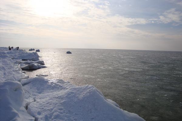 Rusijos Laptevų jūroje aktyviai ieškoma 11 įgulos narių