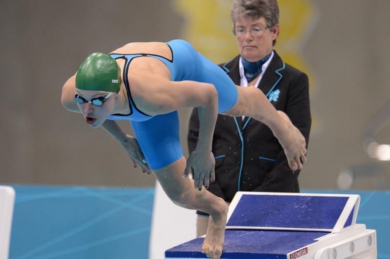 R.Meilutytė pateko į pasaulio plaukimo taurės etapo finalą