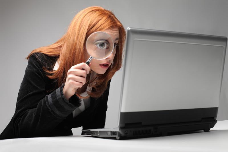 Atsargiai: ką internetas žino apie jus?