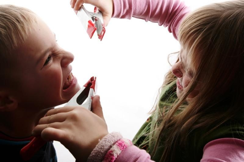 Vaikų dantų apsaugos programa stringa
