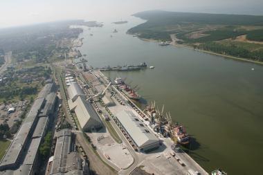 Pažinčiai su Klaipėdos uostu – ekskursijos