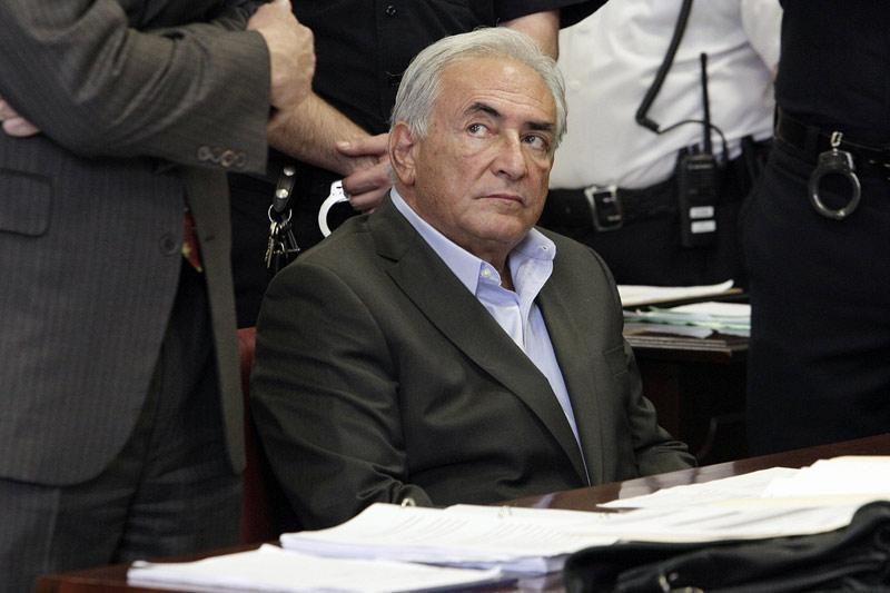 Advokatas: Strausso-Kahno byla negali būti nagrinėjama