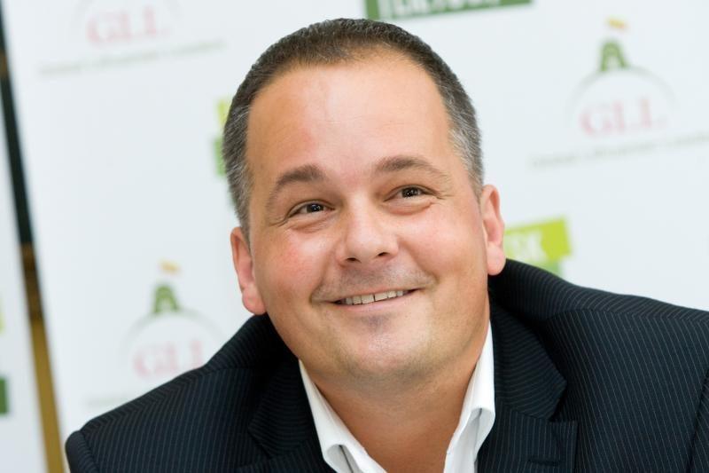 "T.Vizgirda paliko oro bendrovę ""airBaltic"""