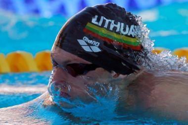 G.Titenis trečią kartą iškopė į Europos plaukimo čempionato pusfinalį