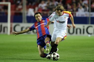 D.Šembero klubas pirmą kartą pateko į UEFA Čempionų lygos ketvirtfinalį