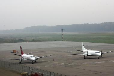 Kauno oro uostas tinkamas skristi į Jungtines Amerikos Valstijas