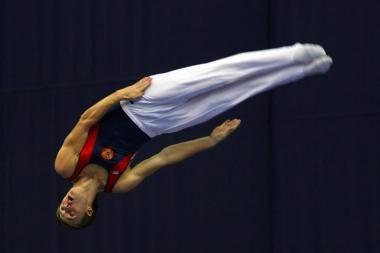 Likviduojama vienintelė šalyje akrobatikos mokykla